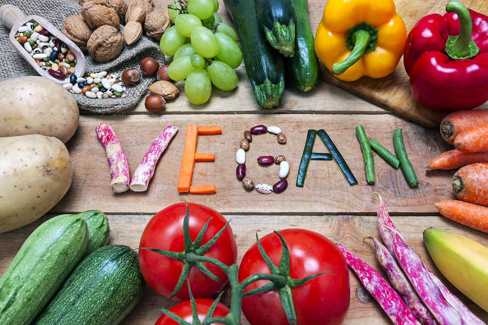 Online Vortrag über vegane Ernährung
